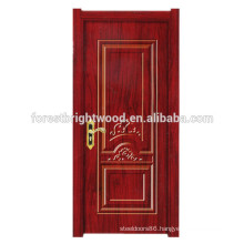 Most Popular Melamine Indoor Solid Wood Molded Door